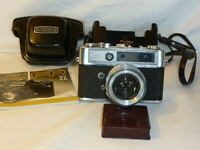 Yashica LYNX-5000 Vintage Camera With Case