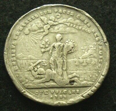 1783 American Revolution Peace Medal Original CHEAP