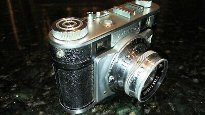 Rare vintage camera Germany FUTURA S in excellent condition