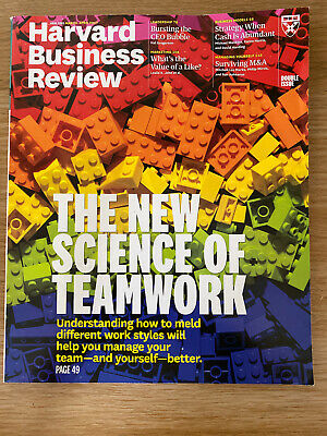 Harvard Business Review Magazine | March-April 2017