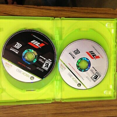 Forza Motorsport 3 (Microsoft Xbox 360, 2009) Disc only TESTED