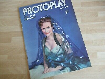 PHOTOPLAY FILM MONTHLY  April 1951