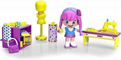 Pinypon - Clases, Pack 1, Set muñeca y Accesorios (Famosa 700012918)