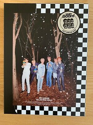 NCT Dream We Boom Boom Version Album CD Official No Photocard UK SELLER