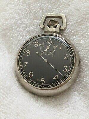 WWII Elgin Type A-8 Stopwatch Bomb Timer