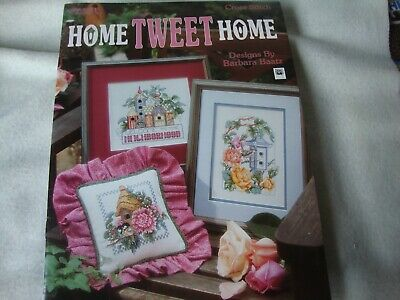 Variety Imaginating Counted Cross Stitch Patterns BY JANIS LOCKHART Choose