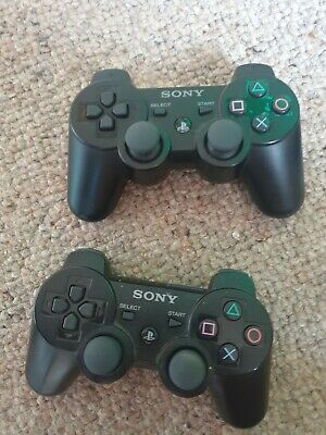 PS3 Controller GamePad PlayStation 3 DualShock 3 Wireless SixAxis X2