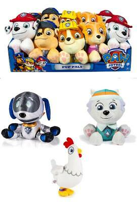 Merchandising Display 10 Pz - Paw Patrol - Peluche Base
