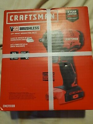 20v craftsman3/8 Impact Tool Only