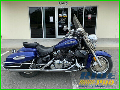 2008 Yamaha Royal Star Tour Deluxe 2008 Yamaha Royal Star Tour Deluxe Used