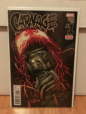 Carnage #1 (2015 Marvel) - 2ND SERIES