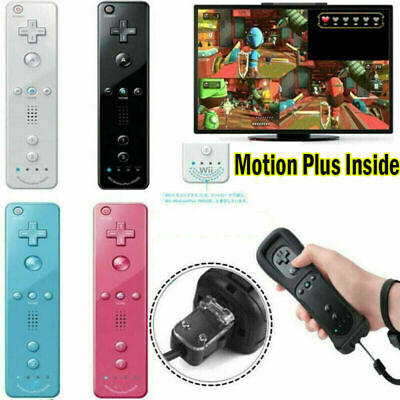 Built in Motion Plus Remote Controller for Nintendo Wii U Wiimote
