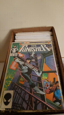 The Punisher Comics Volume 2  #1-104 Full Complete Set (Plus all 7 Annuals)