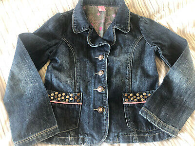 Girls Denim Jacket Age 8