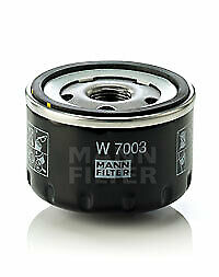 Oil Filter W7003 Mann 46796687 71753742 Genuine Top Quality Replacement New