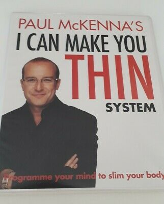 PAUL McKENNAS - I CAN MAKE YOU THIN SYSTEM 4 CD BOX SET BARGAIN BUY NOW !