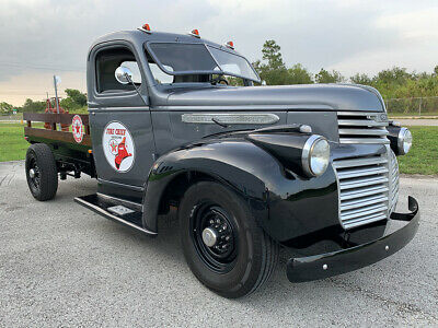 1947 GMC Truck 1-Ton Rare! Restored! SEE Video 1947 GMC pickup truck vintage motorcycle hauler similar to chevrolet ford model