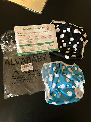Alva Baby swimming Pants For Toddlers open package 0 to 2 years