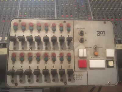 3M M56 Remote for 16 track 2 inch reel to reel Bandmaschine