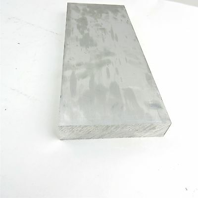 "1.75"" thick 6061 Aluminum PLATE  10.75"" x 20"" Long Solid Flat Stock sku136859"