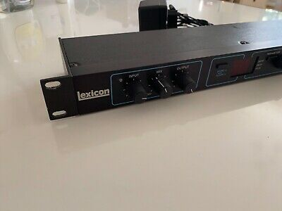 Lexicon Alex Digital Effect Processor Rack System - Vintage Delay 80's Sound