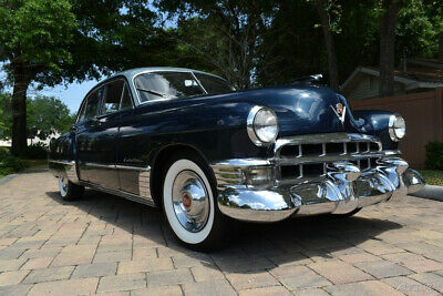 1949 Cadillac Series 62 Frame Off Restored Impressive 1949 Cadillac Series 62 331cid V8 Automatic