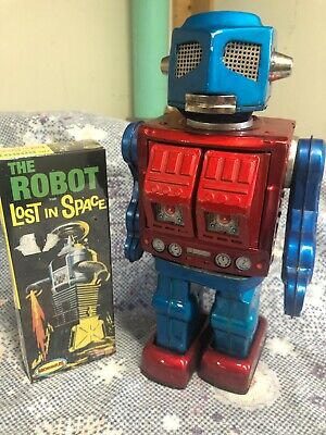 Horikawa robot plus lost in space robot