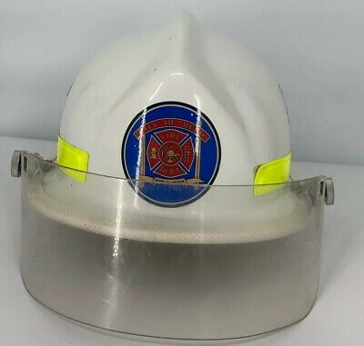 VIntage City Of Reno Fire Helmet Collectable Cairns & Brother 660 1969