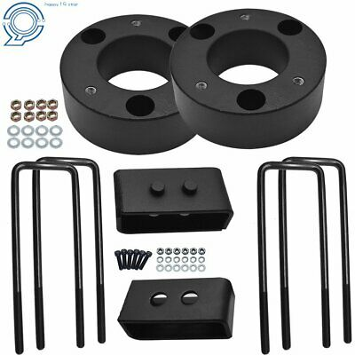 """3"""" Front and 2"""" Rear Leveling lift kit for 2004-2014 Ford F150 4WD"""