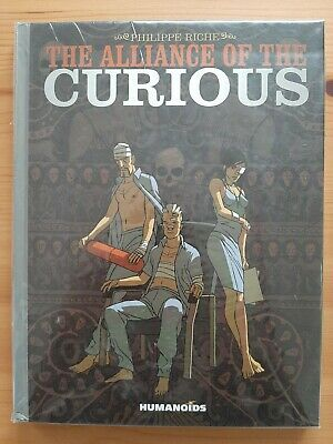 The Alliance Of The Curious HC (Philippe Riche)