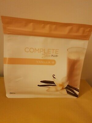 Juice Plus Complete Shake Vanilla 480g and in date Brand New