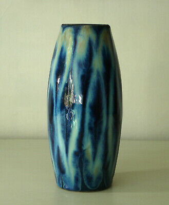 = SCHEURICH / MID CENTURY / VASE 522 / 18 cm / WEST GERMANY =