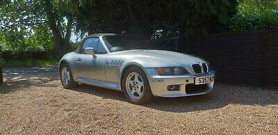 bmw z3 2.8 manual 87000 miles only, excellent condition.[Location , KENT]