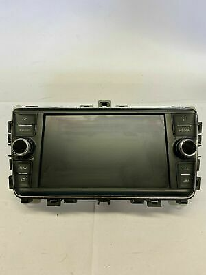 Original BENTLEY Navigations Display, Bildschirm Screen Monitor 36A919606