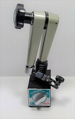 Fowler Heavy Duty Deluxe Universal Arm Magnetic Base EMB-DUM