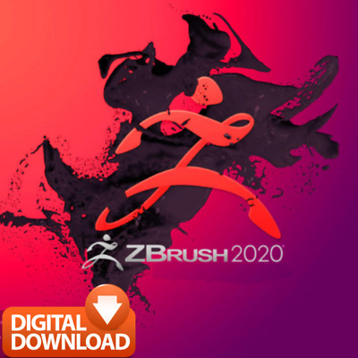 Pixologic Zbrush 2020 ✔Full Version✔Windows✔Fast Delivery ✔Windows✔