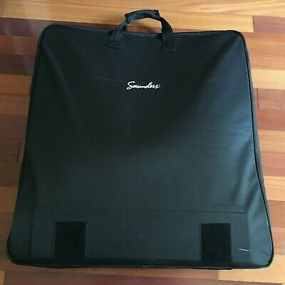 Saunders Portable Home Lumbar Low Back Traction Device