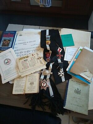 Masonic Interest Job Lot