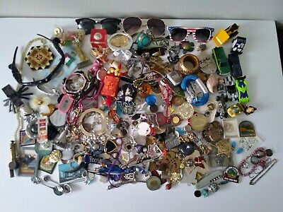 Vtg To Now Junk Drawer Lot Coins Jewelry 925 Sterling Silver 200+Pc (8.5 Pounds)