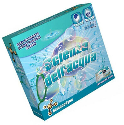 Science4you Water Science - Scientific Edutainment Game