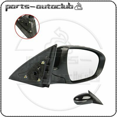 ECCPP Driver Side Mirrors Left Side Rear View Mirrors Power Adjustment Heated Manual Folding Turn Signal Door Mirror Replacement fit for 2011 2012 2013 2014 2015 Kia Sorento
