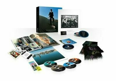 pink floyd wish you were here immersion box set 2 cd + 2 dvd + blu ray + book