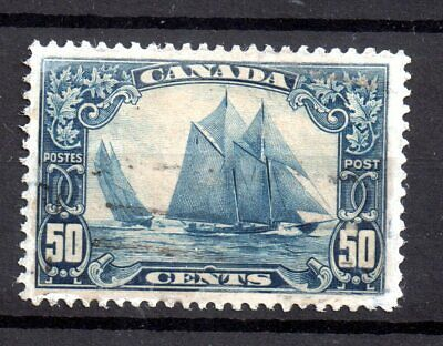Canada 1929 50c Bluenose mint MH SG284 WS18047