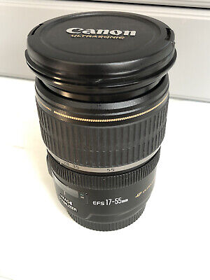 Canon ef-s 17-55mm f/2.8 is usm lens - Great Condition