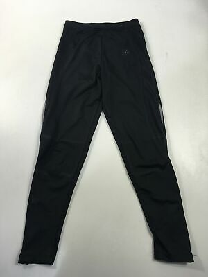 Girls Karrimor Run Black Sports Fitness Running Leggings Age 9-10 Yrs