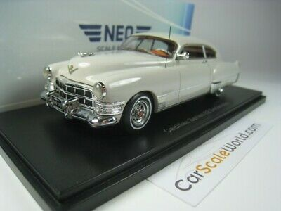 Cadillac Series 62 Club Coupe Sedanette 1949 1/43 Neo (Grey)