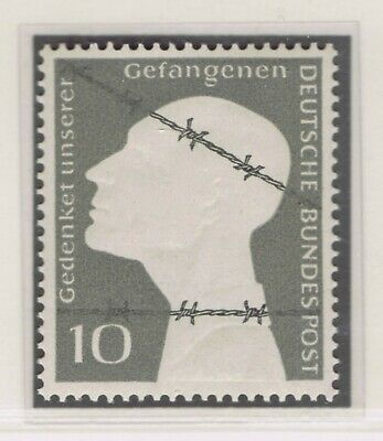 Germany - 1953 Sc. 697, Prisoners of War issue
