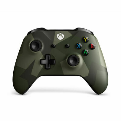 Microsoft Xbox One Wireless Controller Armed Forces II Special Edition...