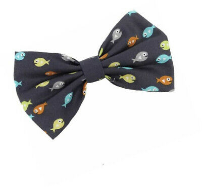 ThePetLover tpl140001 _ 8015 Bow Tie for Dogs Fish, S