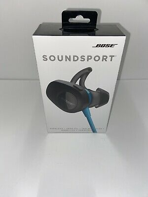 NEW Bose SoundSport Wireless Headphones AQUA. AUTHENTIC.Free Shipping